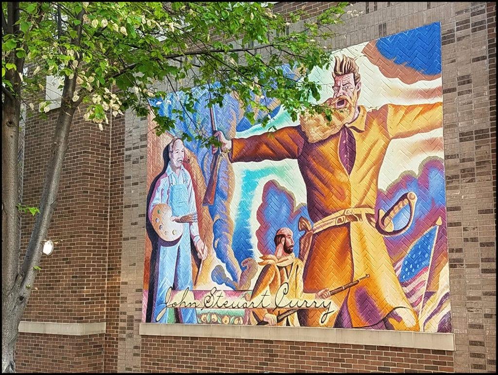 The Legends Kansas City, Kansas street art