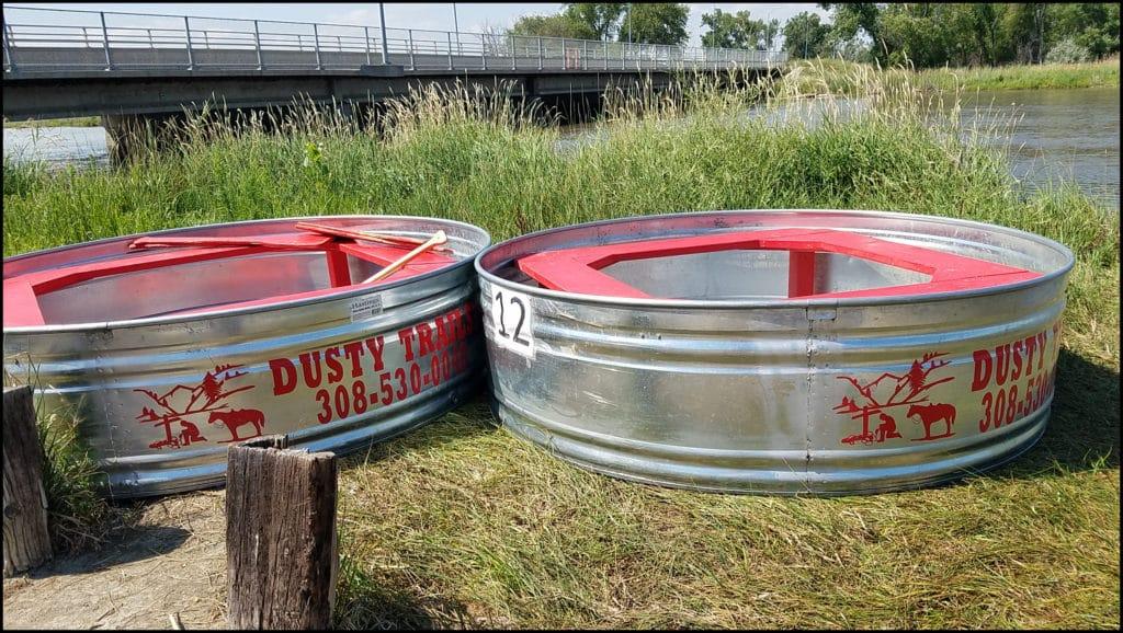 Dusty Trails Tanks
