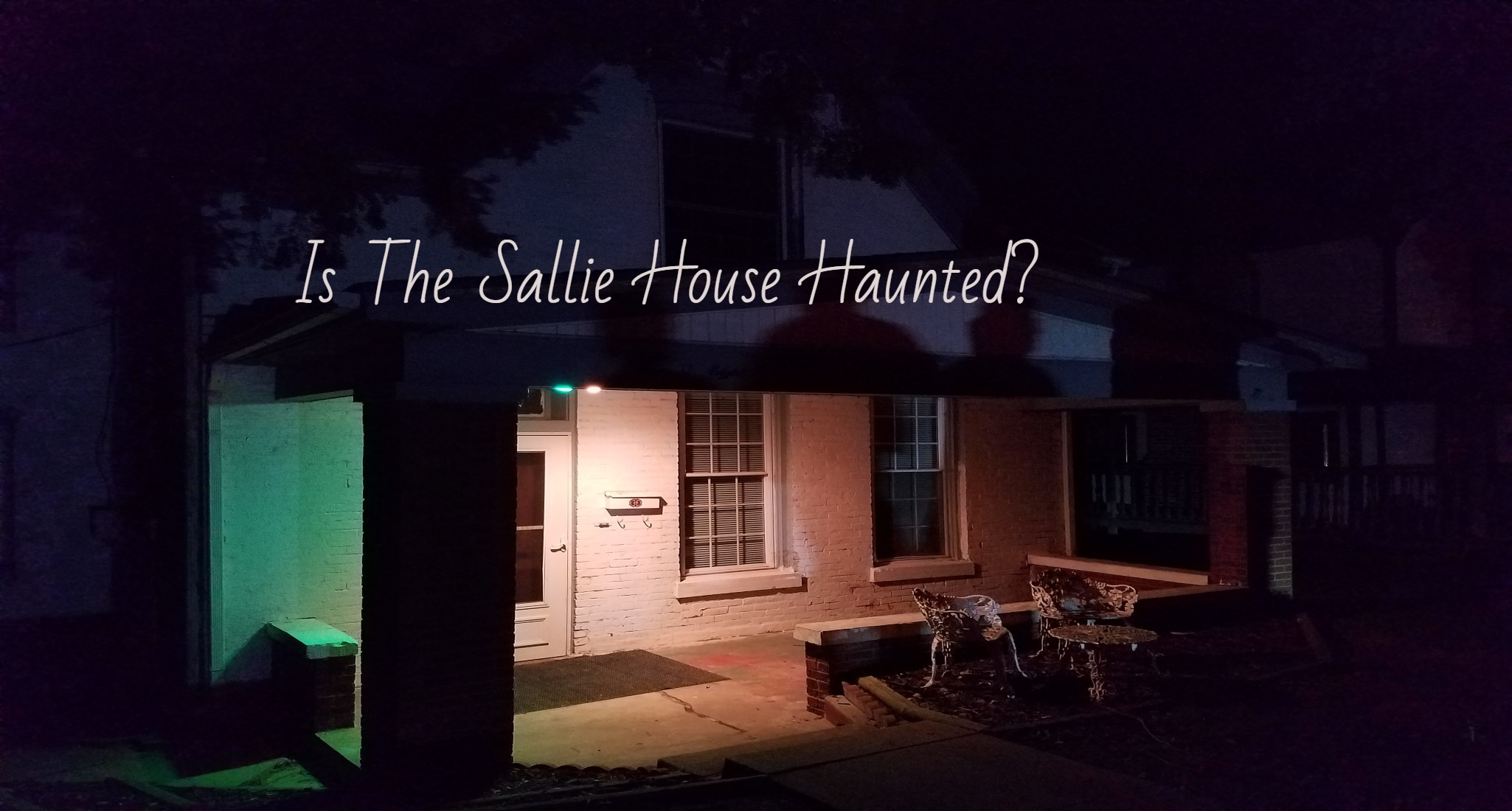 The Sallie House In Atchison, Kansas Challenged My Perception Of The Word Haunted