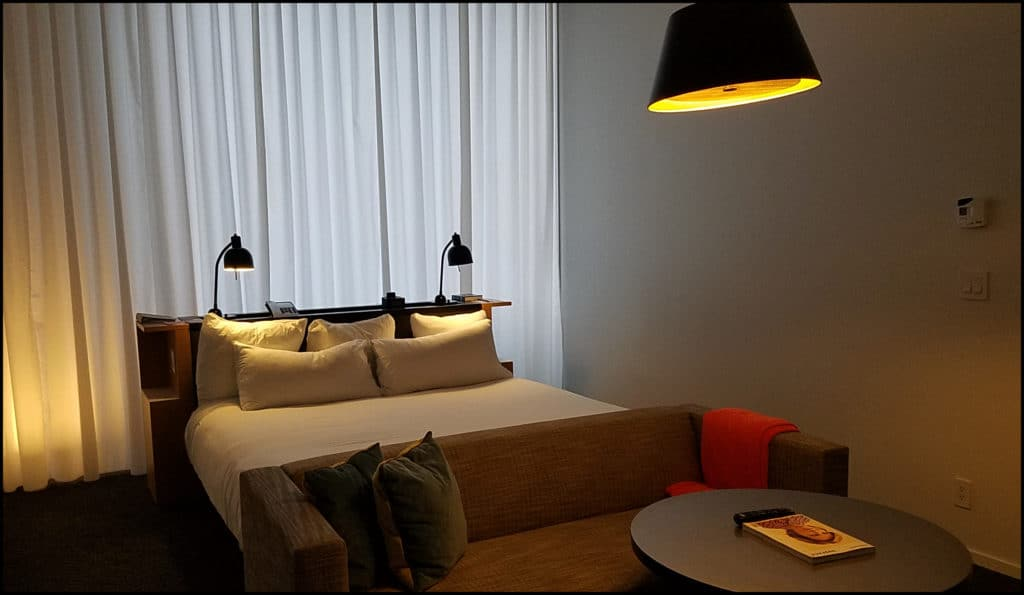 21 C Hotel Room OKC