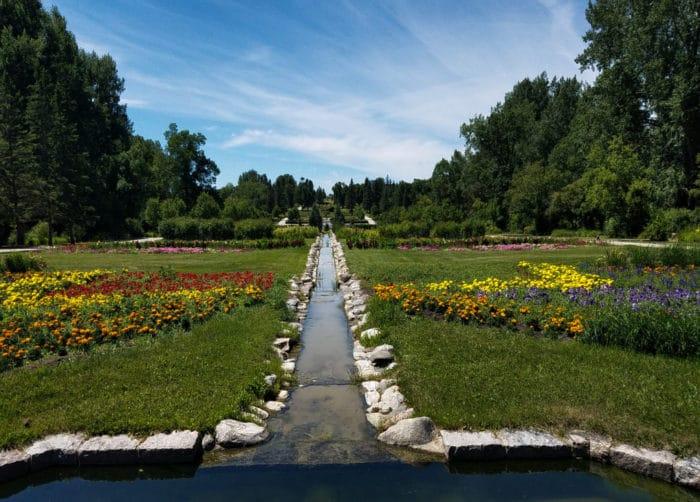 Feature Image International Peace Gardens