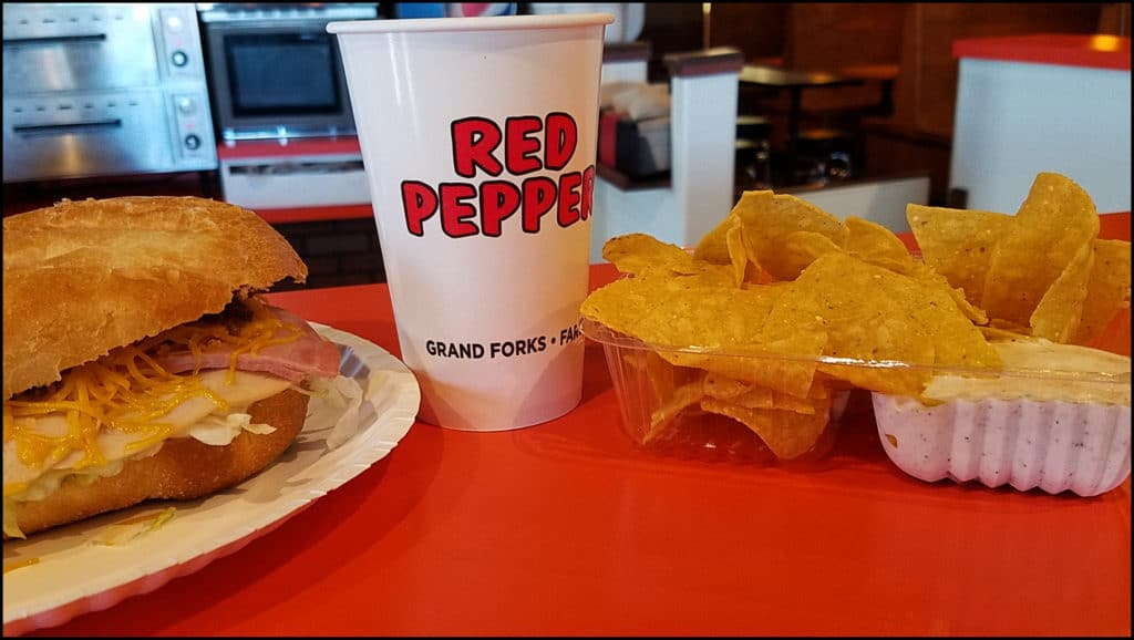 The Red Pepper Grand Forks