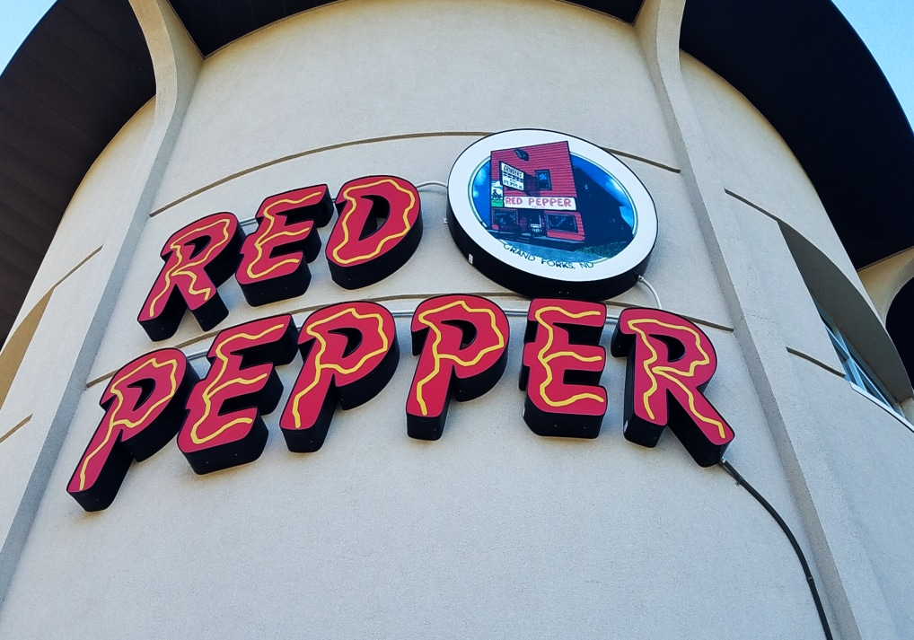 "A Favorite In Grand Forks, North Dakota: ""The Red Pepper"""