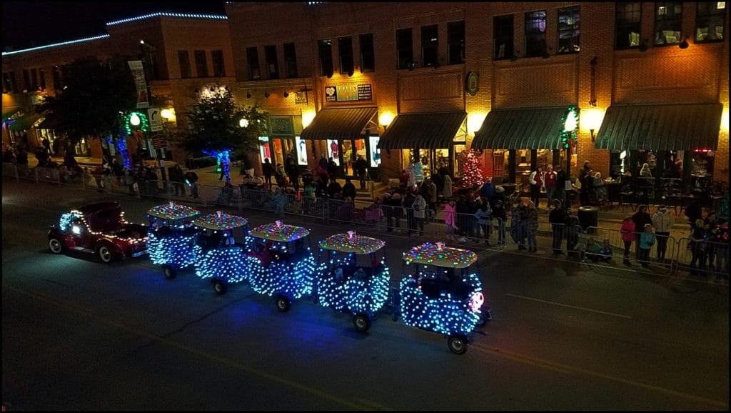 Grapevine Christmas Parade