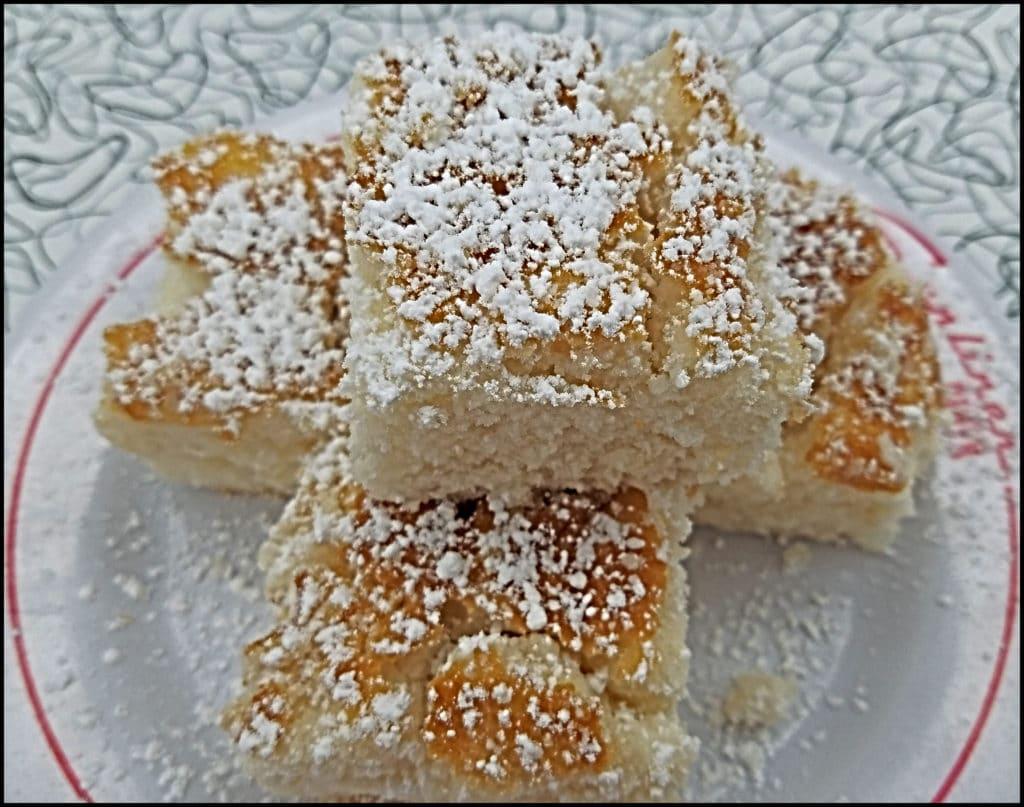 white sponge cake Sunliner