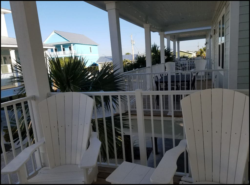 Balcony Jus Jammin'