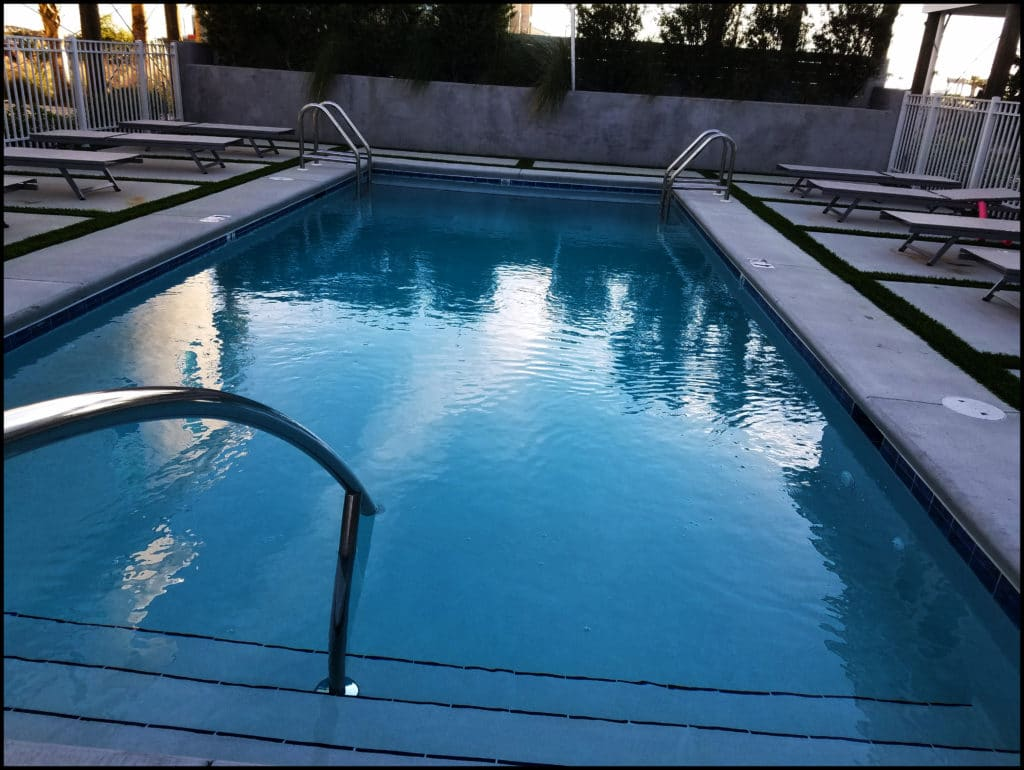 Pool Lucky Bird Vacations