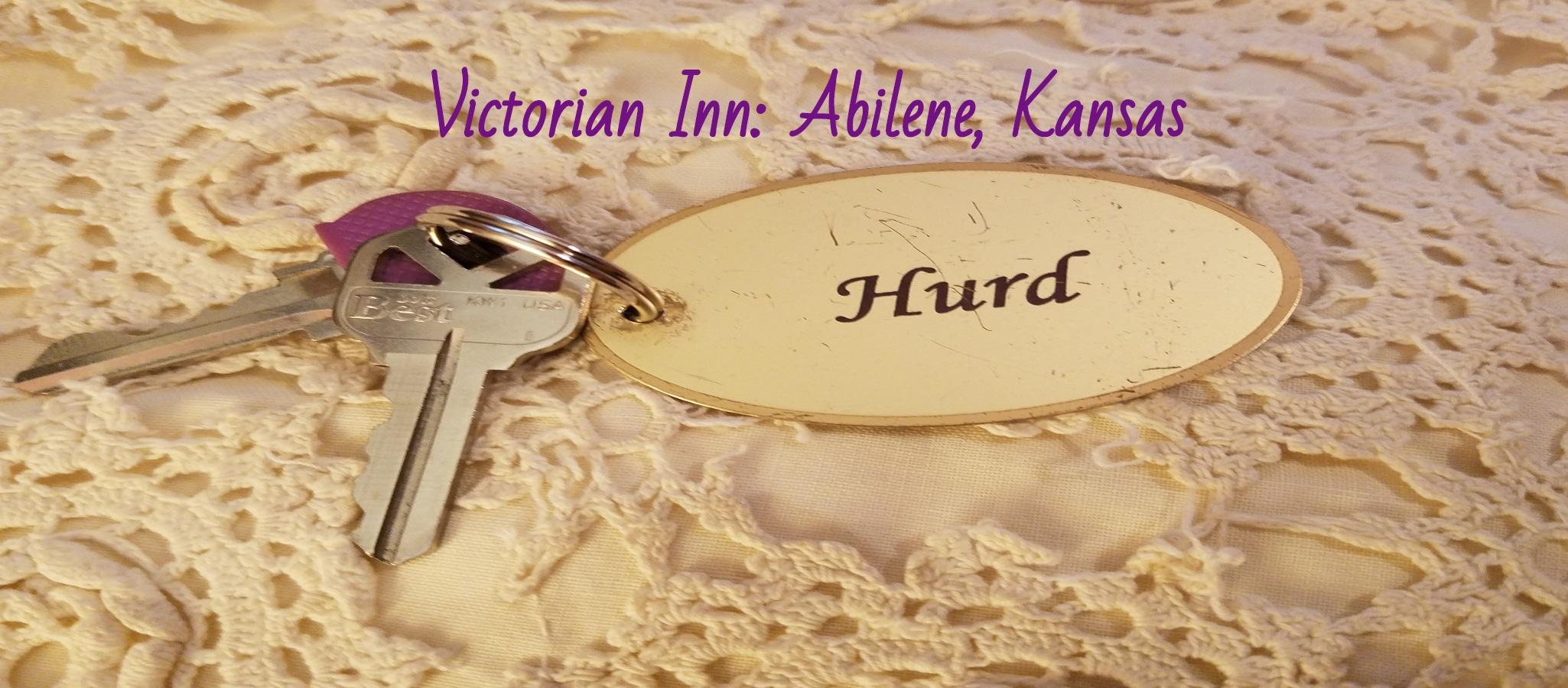 Victorian Inn: Abilene, KS