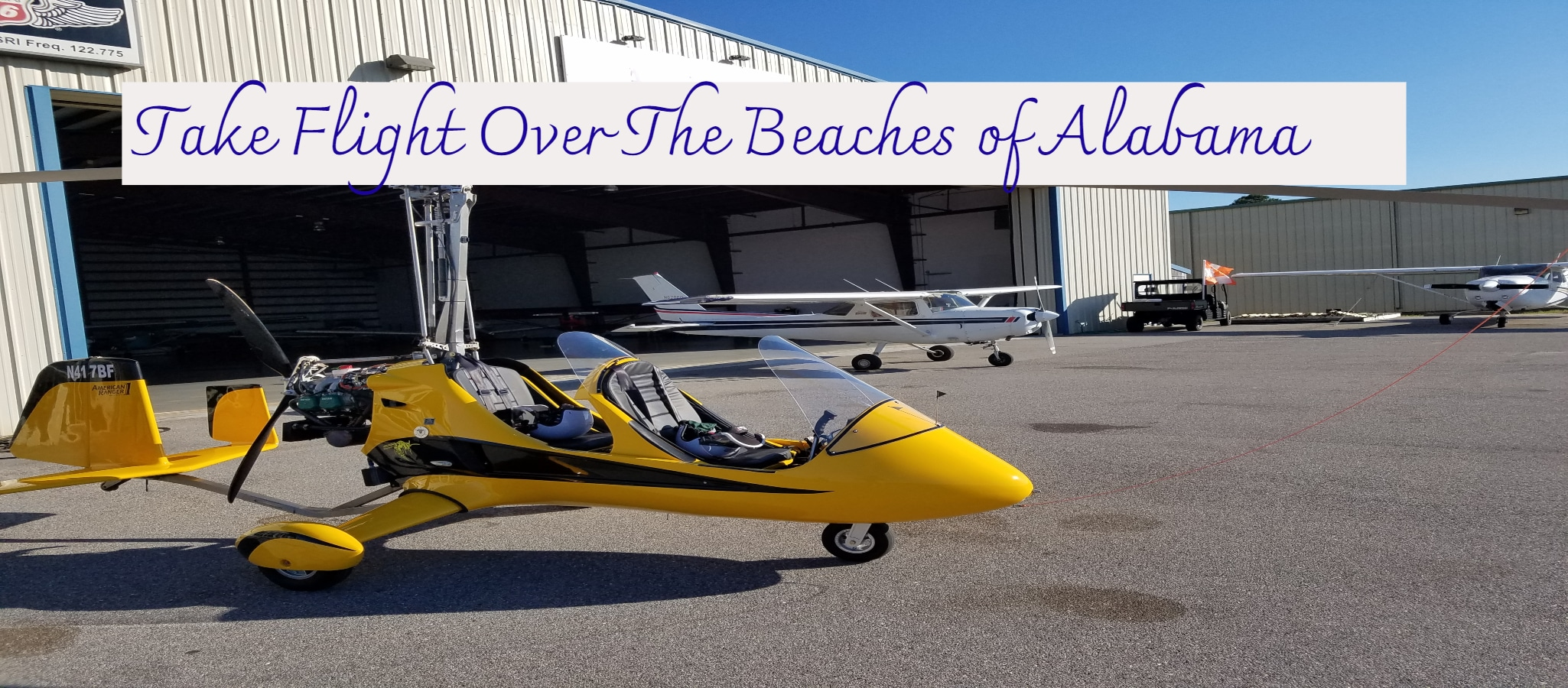 An Adventure in Gulf Shores, Alabama With Beach Flight Aviation