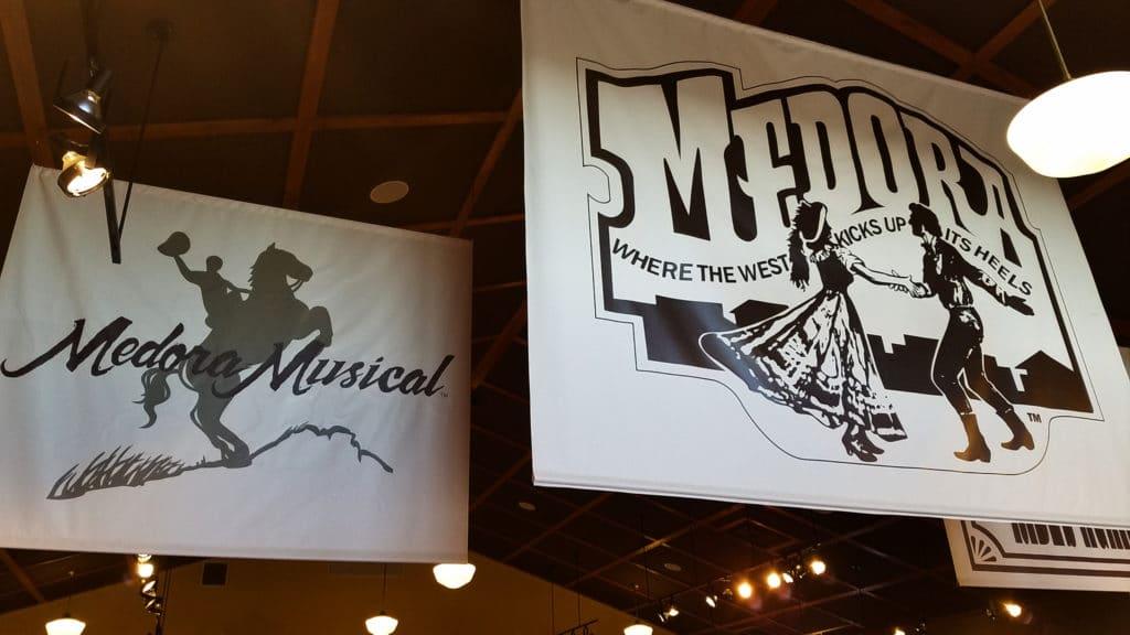 Medora Musical Banners