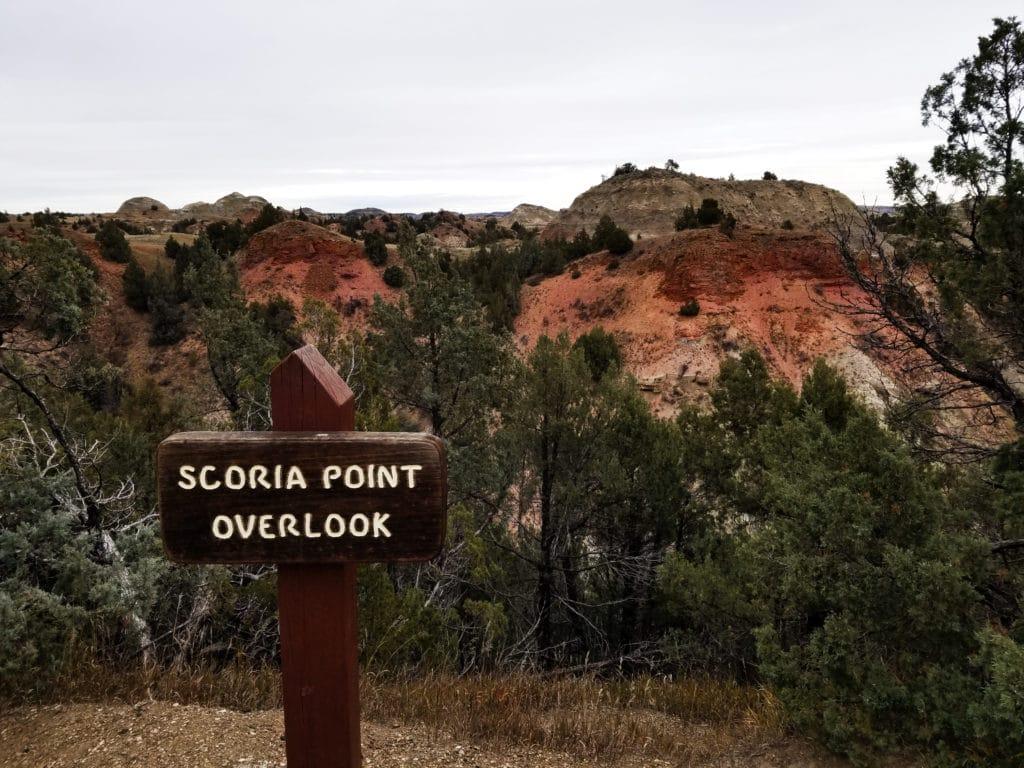 Scoria Point TRNP