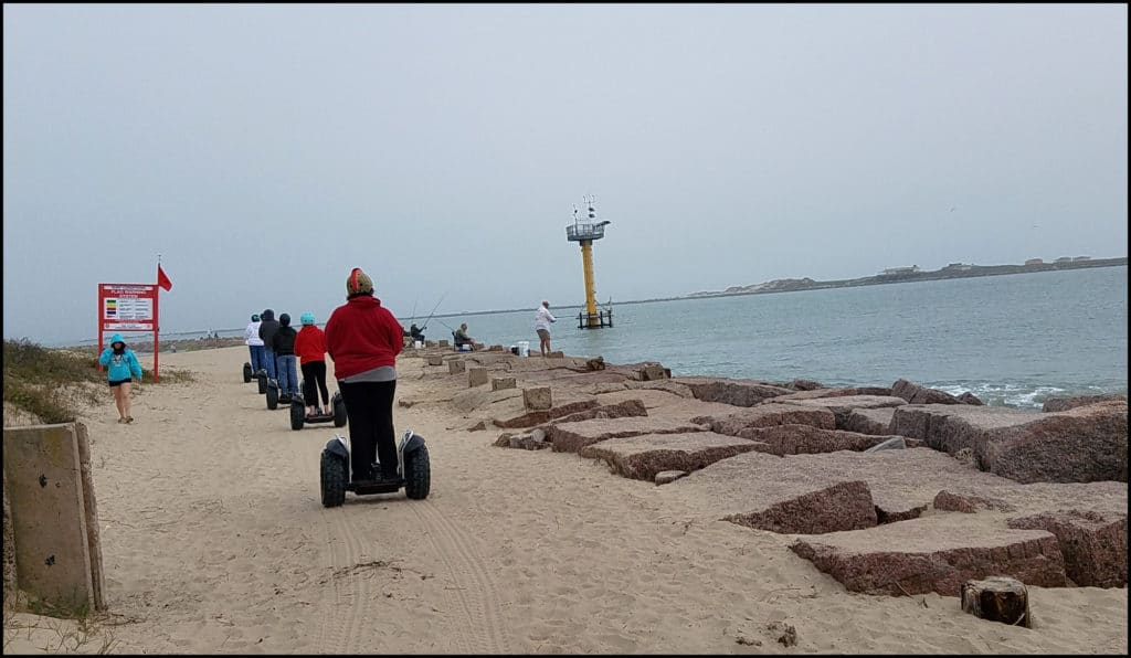 South Padre Segway
