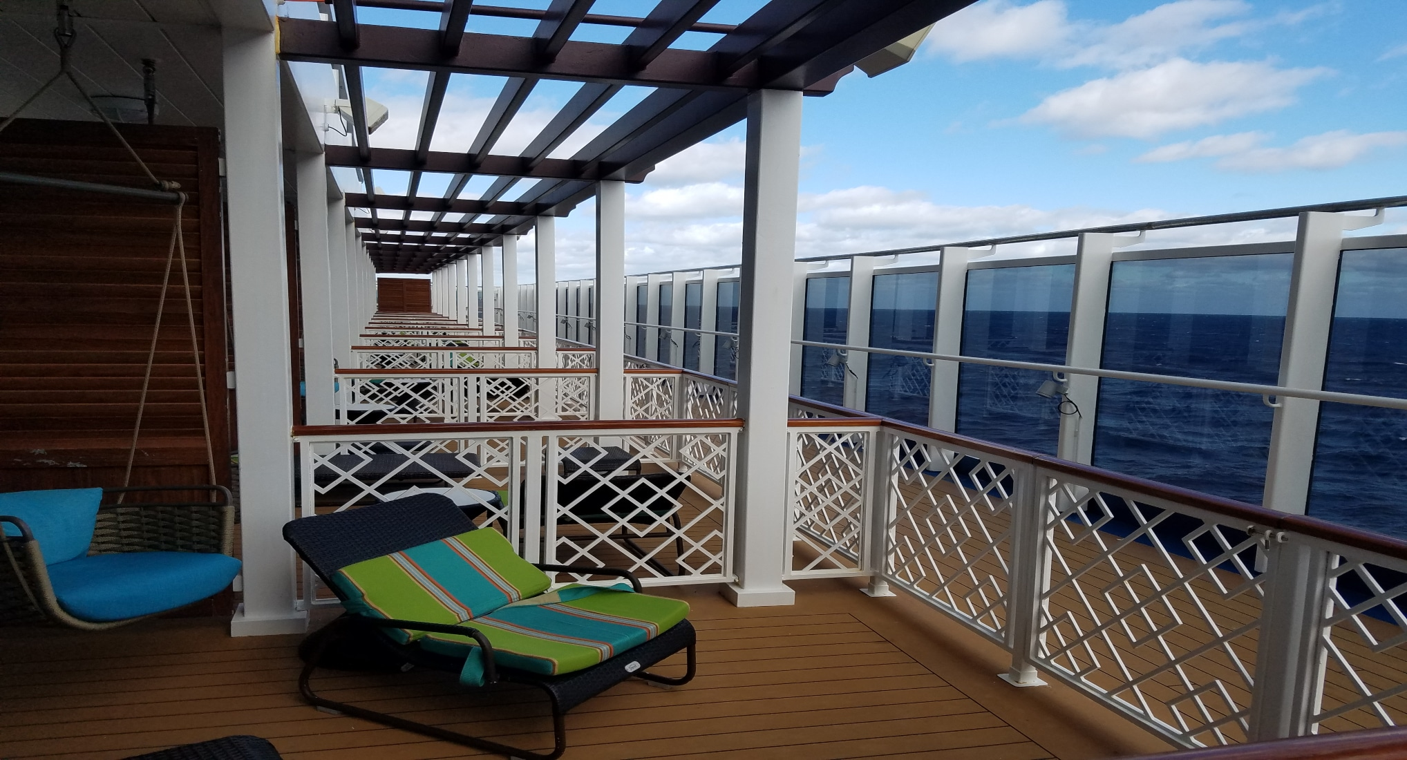 The Pros and Cons of Booking A Havana Cabana Room On the Carnival Vista