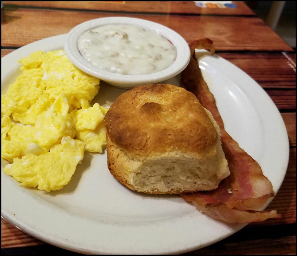 biscuits and gravy south bend indiana