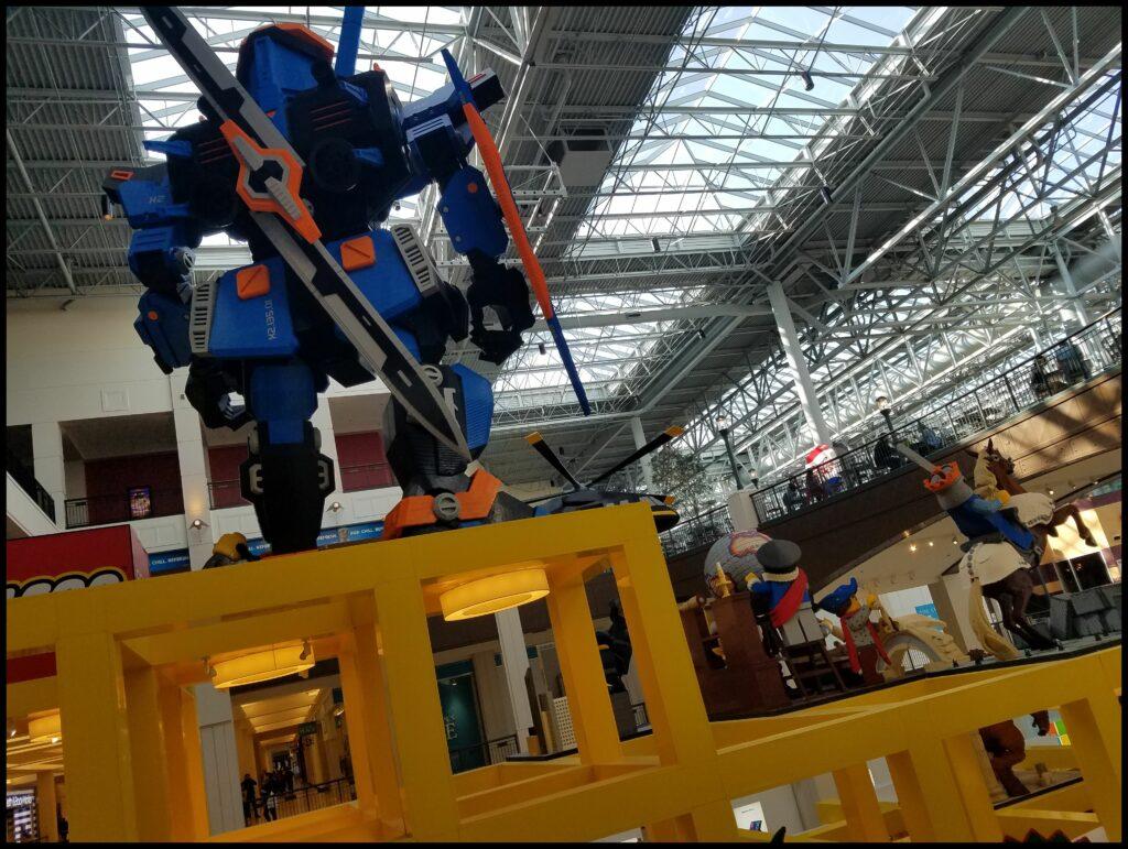 Legos Mall of America