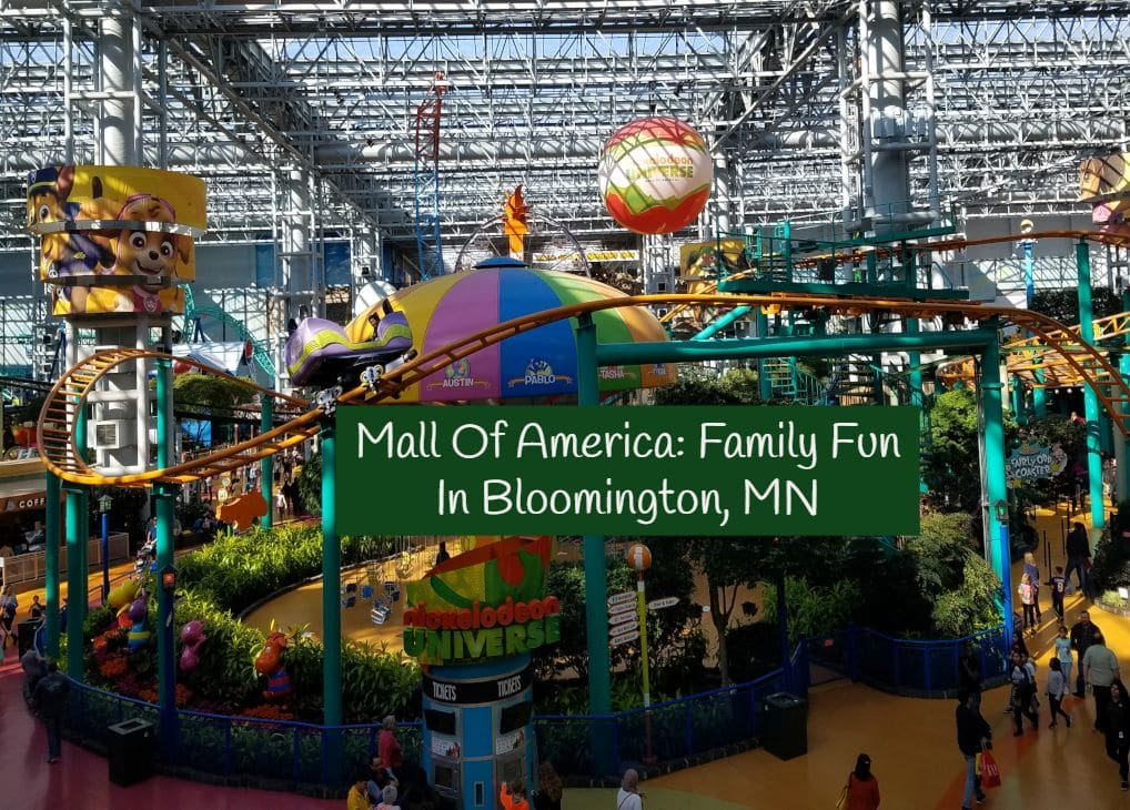 Mall Of America Offers A Full Day Of Fun