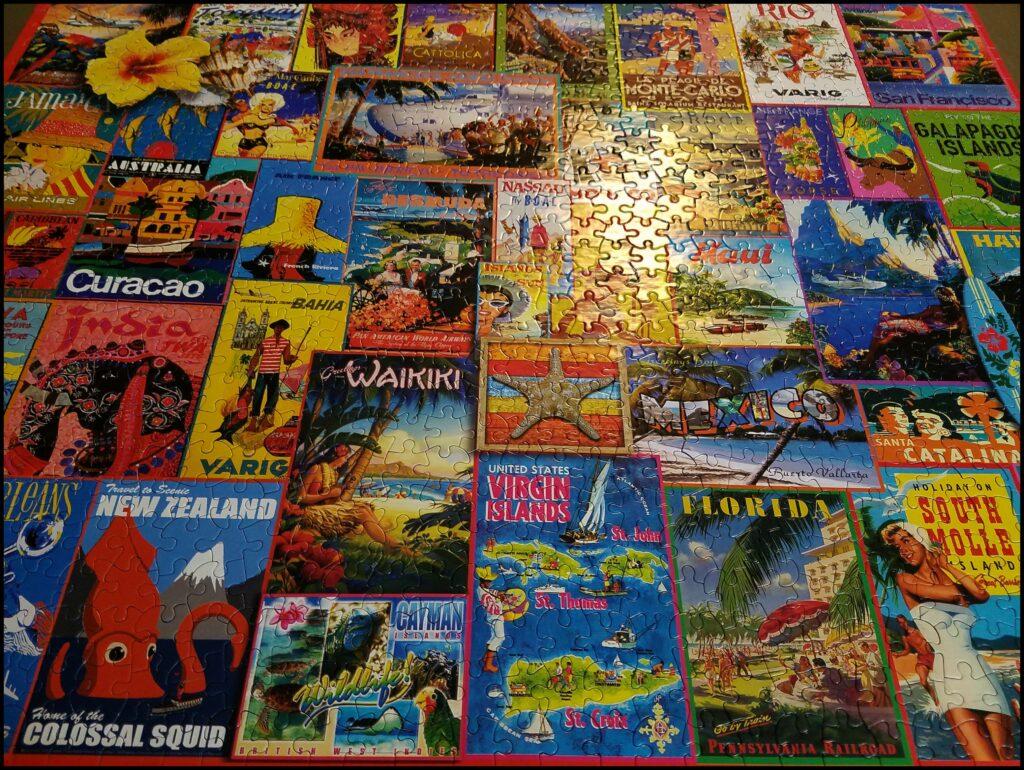Puzzle Abilene Kansas Bookstore