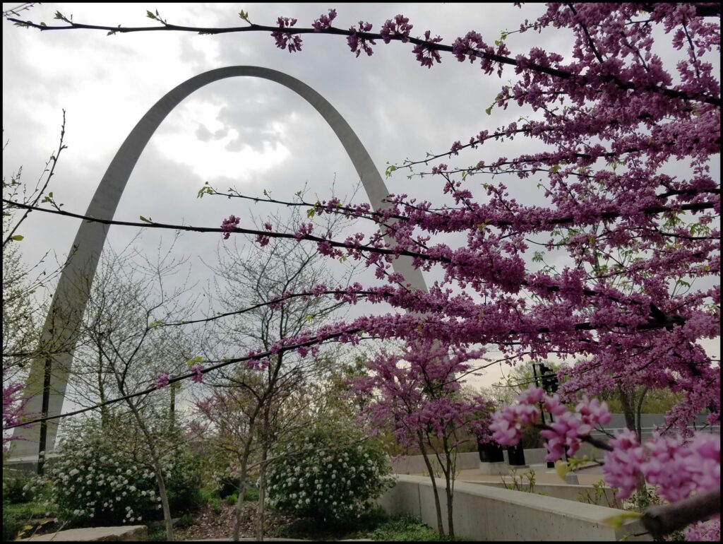 Gateway Arch West Entrance