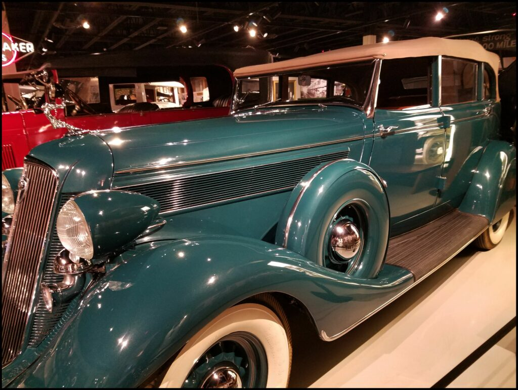 Studebaker Museum South Bend, Indiana