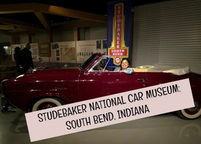Studebaker Museum South Bend Indiana