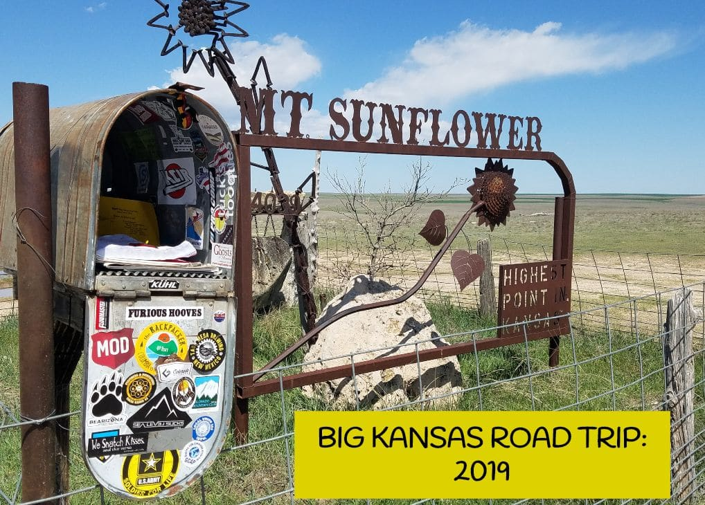 Big Kansas Road Trip