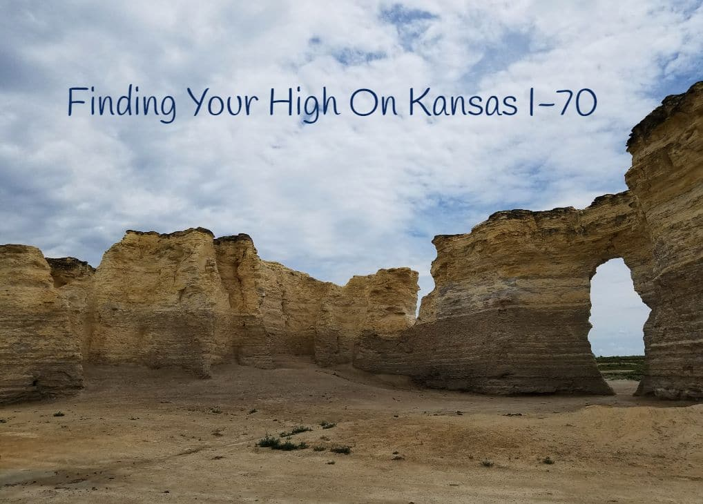 Kansas Monument Rocks