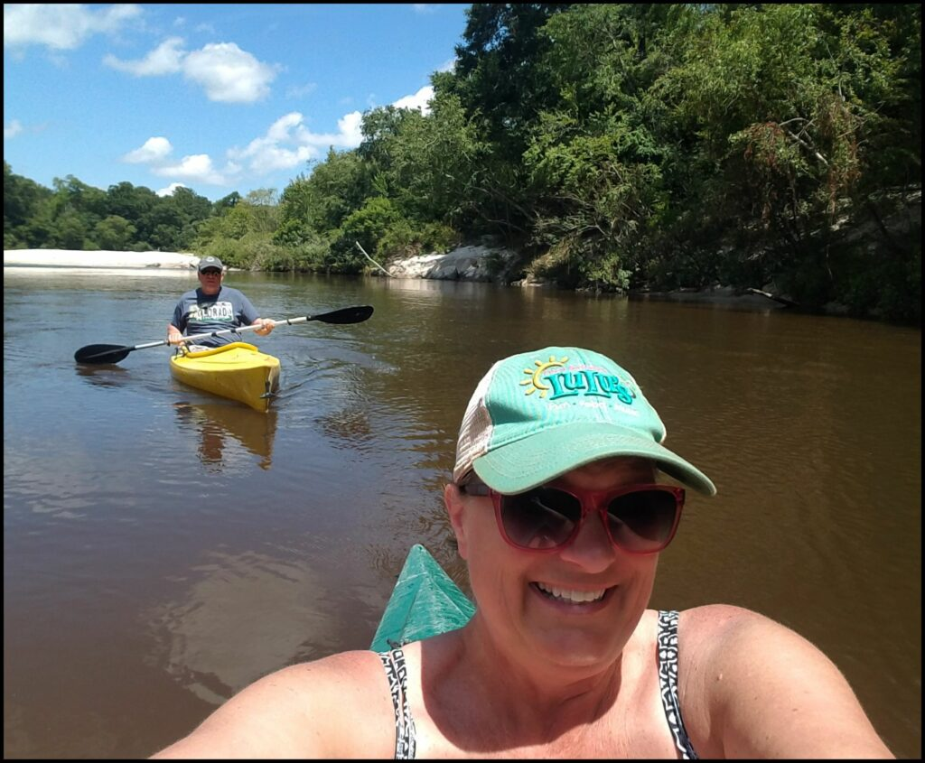 kayaking the wolf river