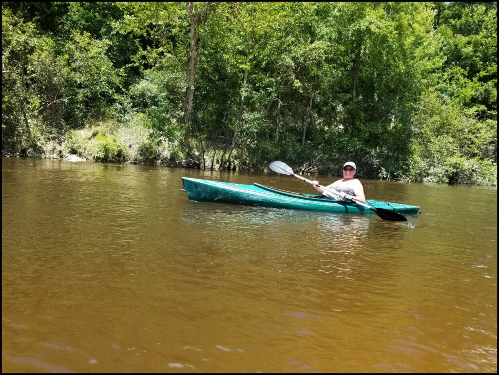 Kayaking in Mississippi