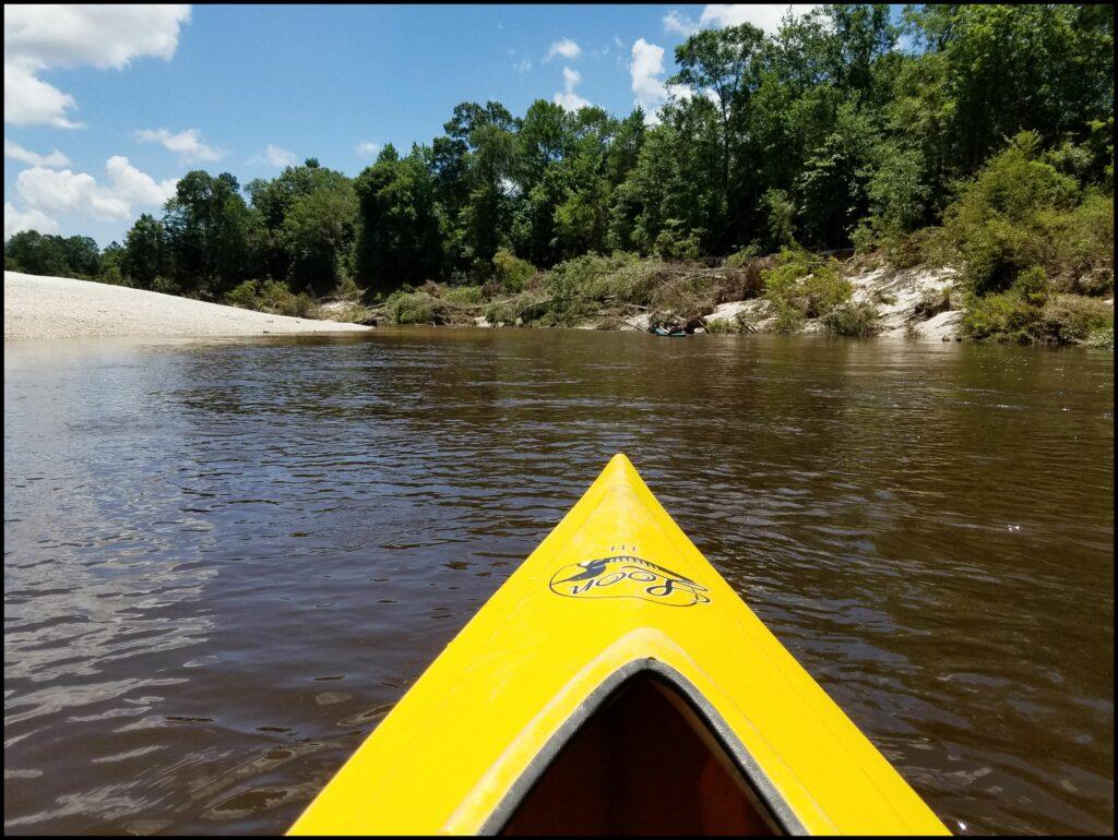 Wolf River Kayaking Mississippi