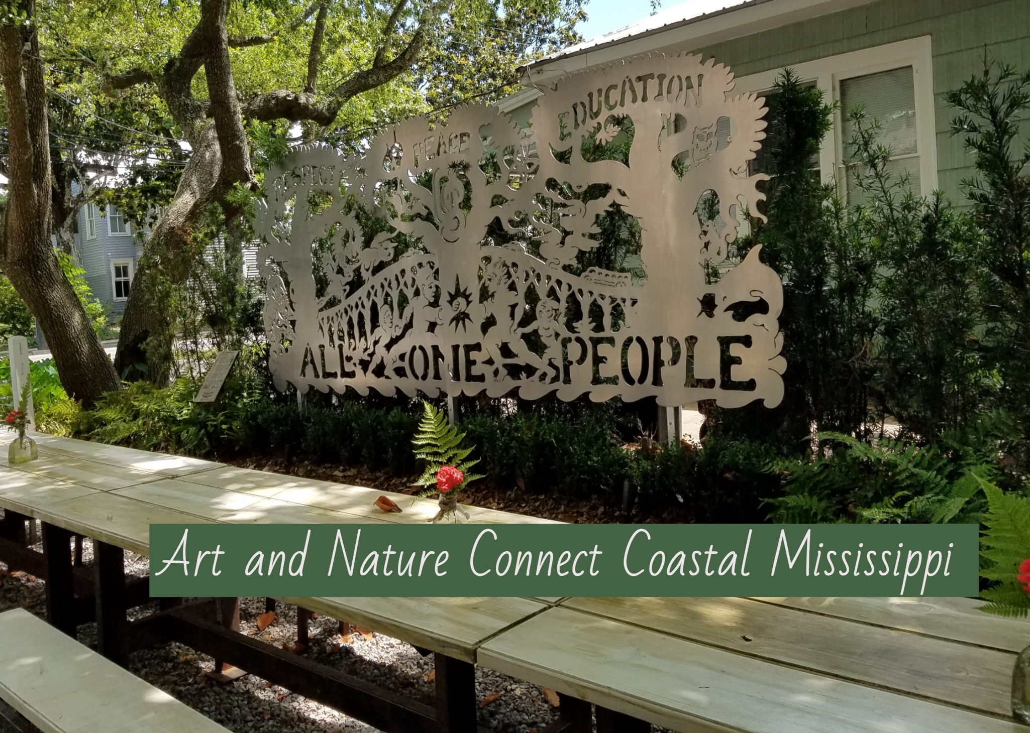 America's #SecretCoast Owns The Art Scene Along The Gulf Coast