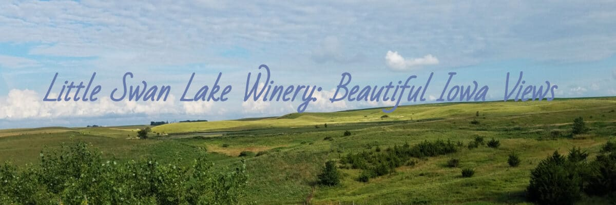 Little Swan Lake Winery Iowa