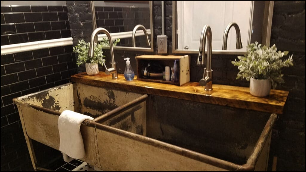 Sink at Starr Loft