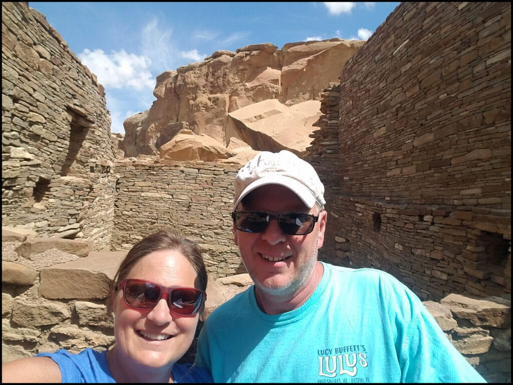 Chaco National Historic Site New Mexico