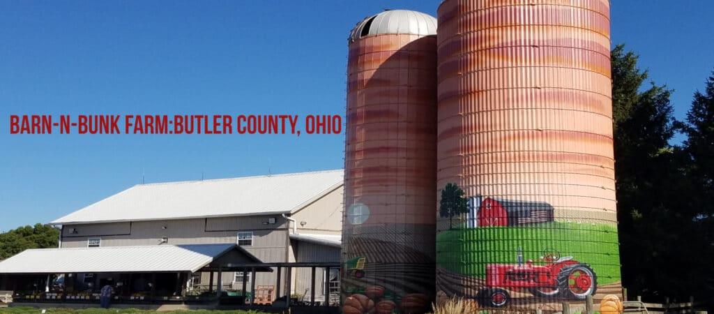 Barn n Bunk Farm Market Offers A day On an Ohio Farm