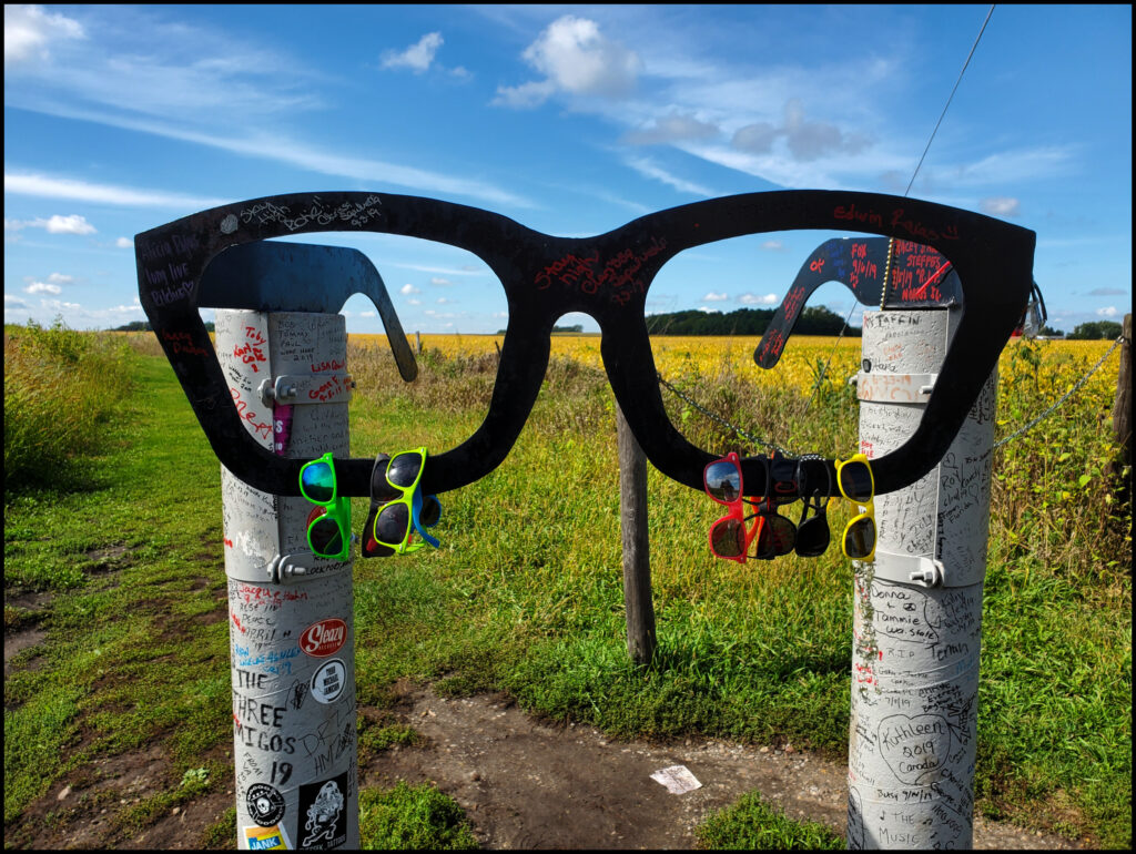 Buddy Holly Crash Site Clear Lake, Iowa