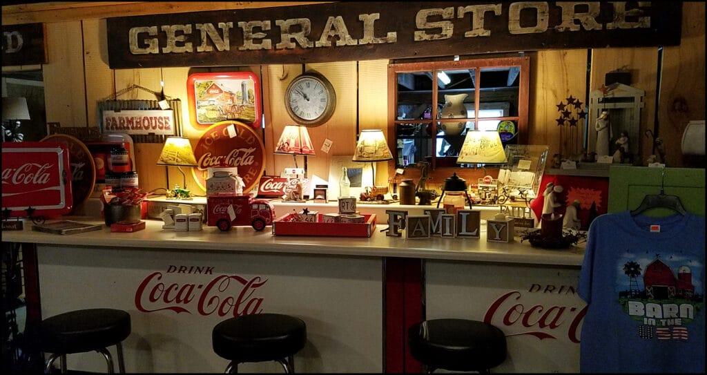 General Store Barn n Bunk