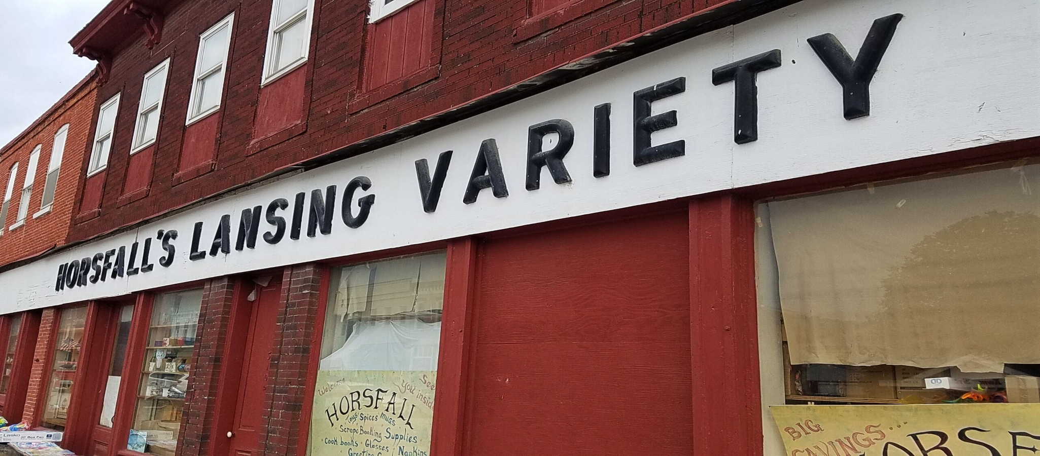 Horsfall's Store Lansing
