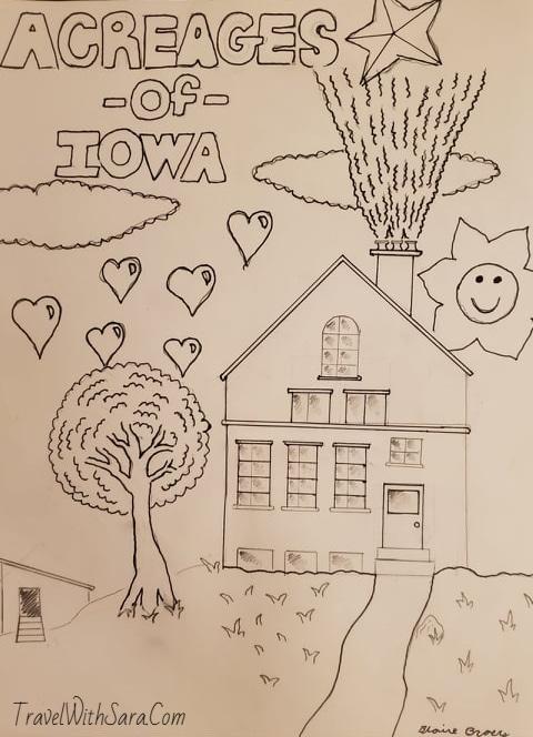 Iowa Printable
