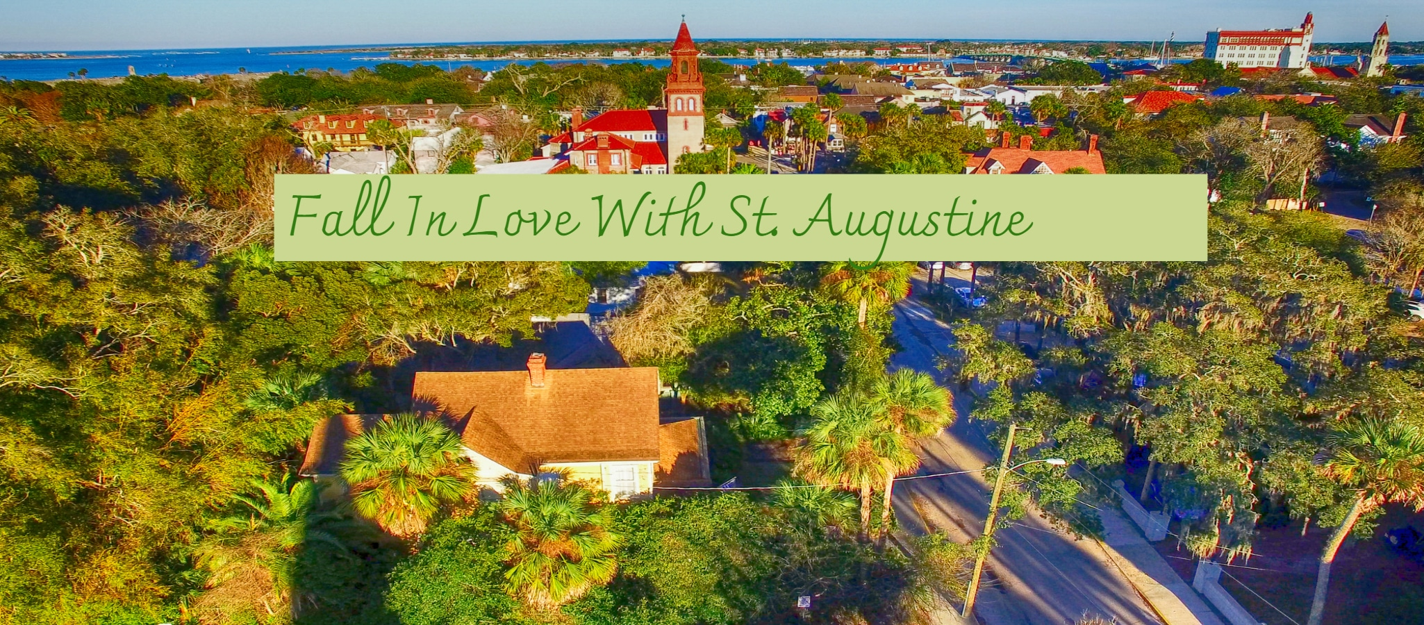 Fall In Love With America's Oldest City: St. Augustine, Florida