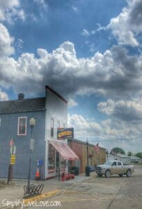 Candy Kitchen, Wilton Iowa