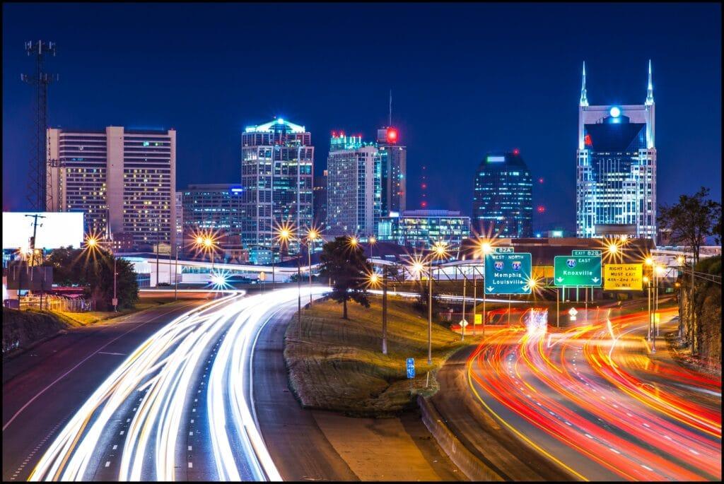 Nashville Highways