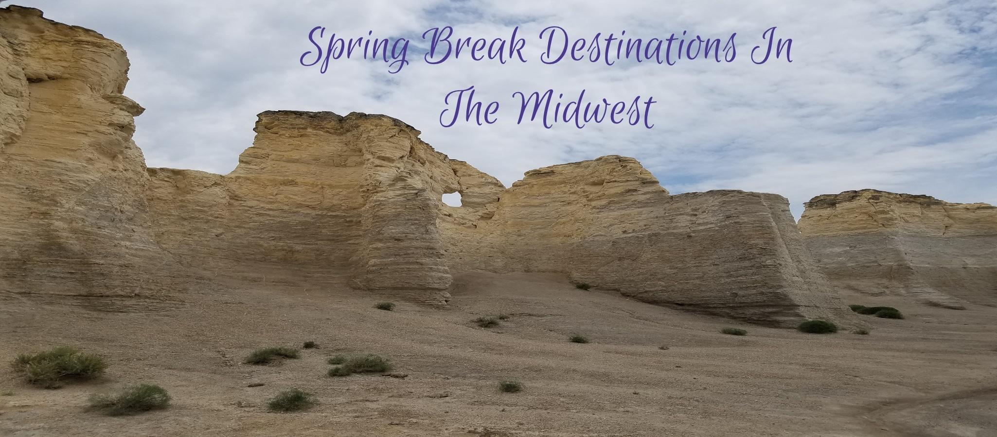 Spring Break Midwest Destinations