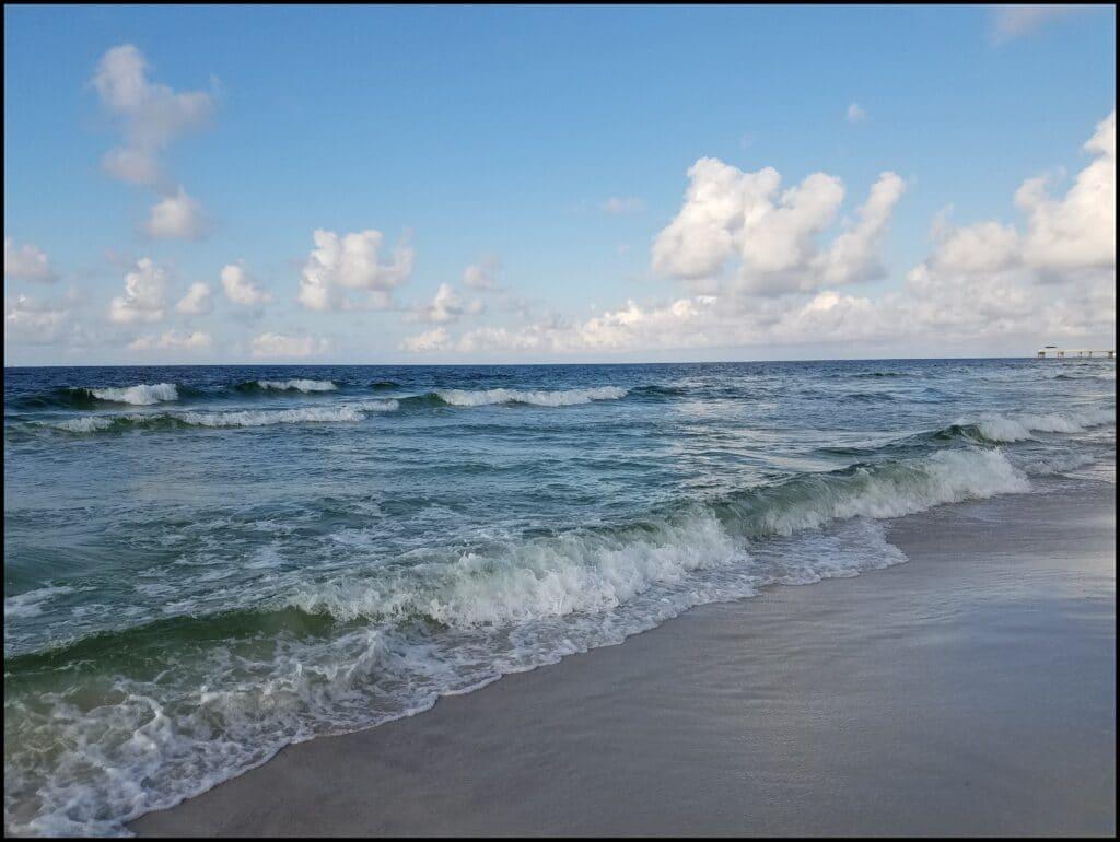 Gulf of Mexico, Alabama