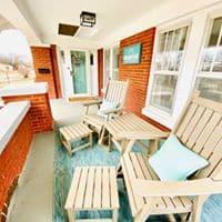 Postcard Place Porch