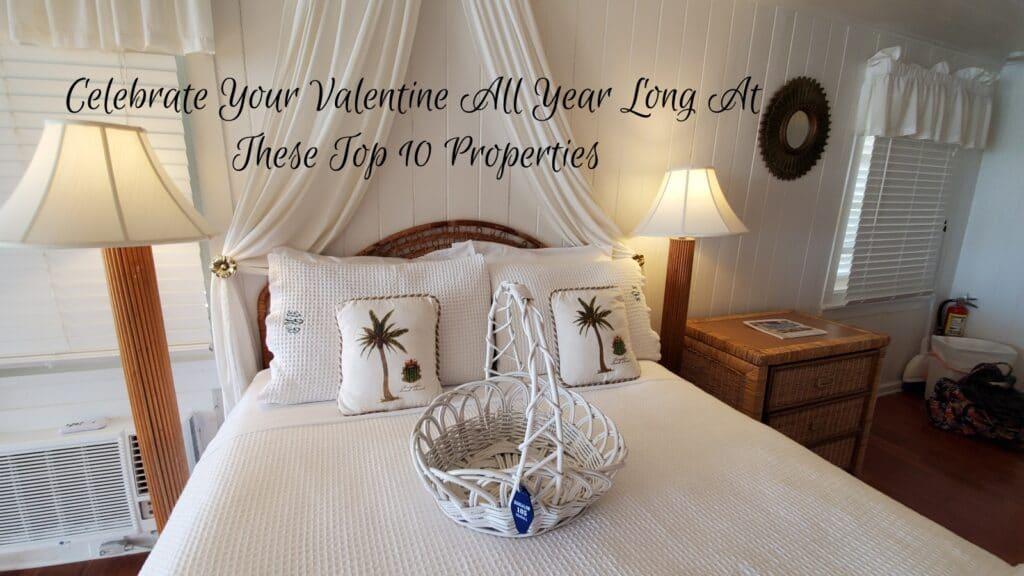 Top 10 Romantic Properties