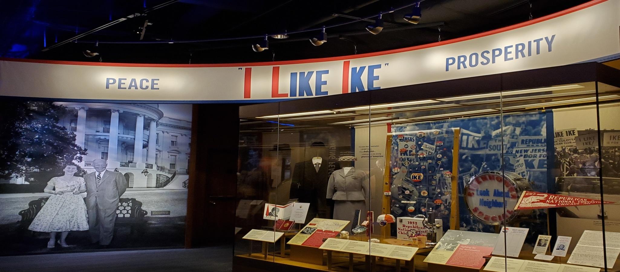 Eisenhower Museum Abilene