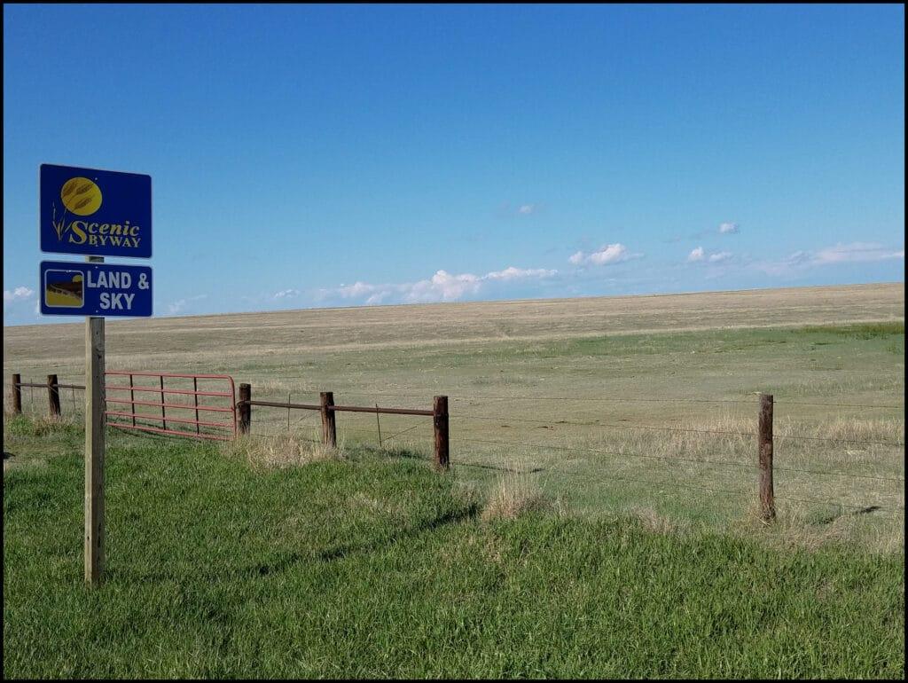 Land & Sky Byway Kansas