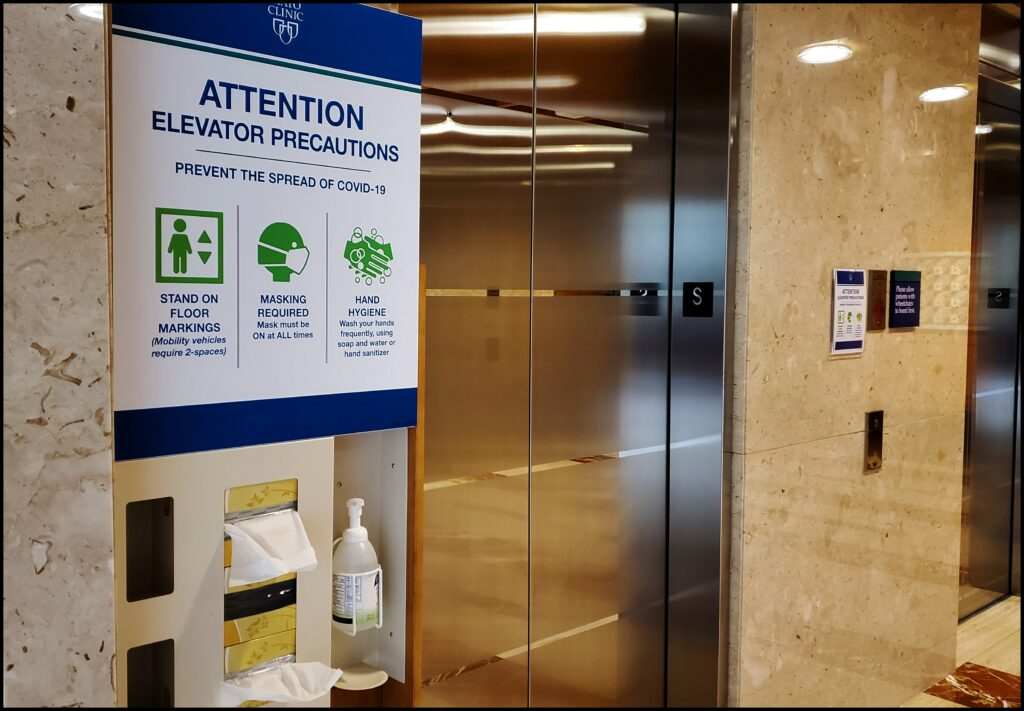safety at Mayo Clinic