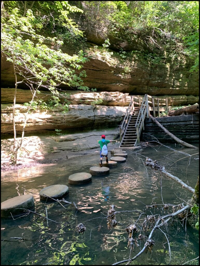 Starved Rock and Matthiessen Illinois State Parks