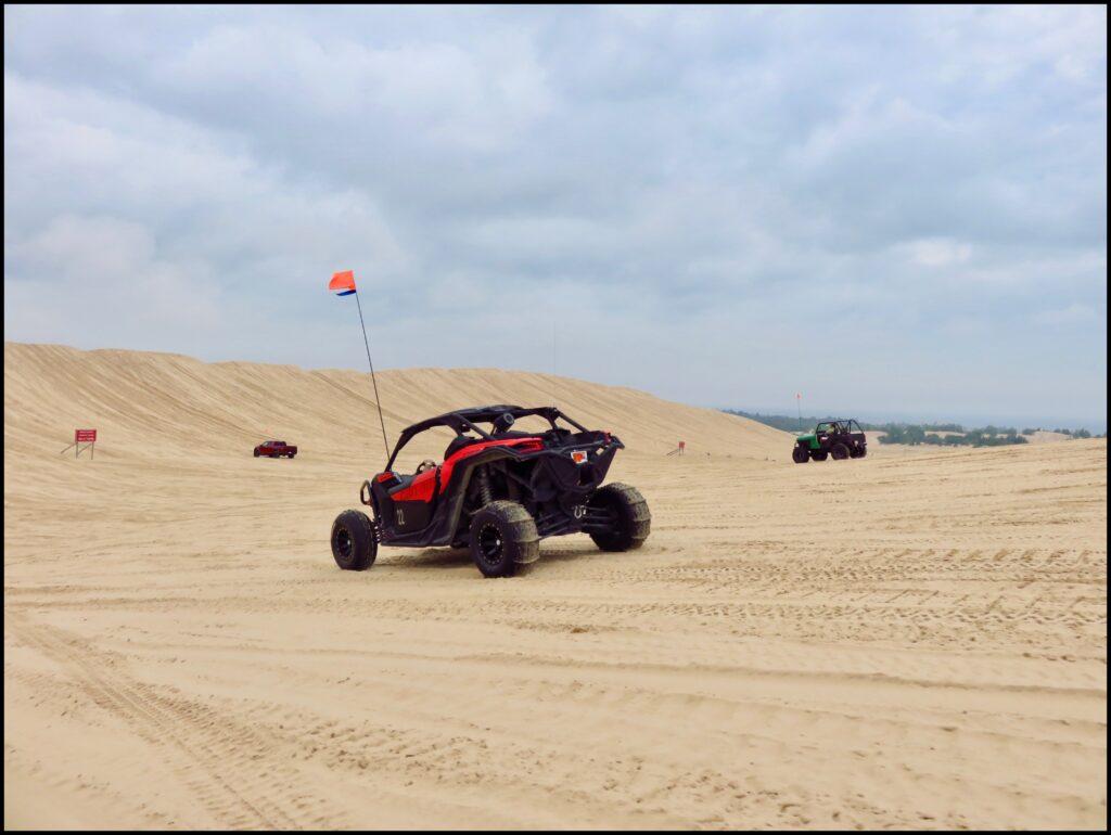 Dune Buggy Michigan state park